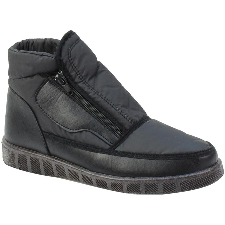 -20% Inshoes Ανδρικά μποτάκια αδιάβροχα με φερμουάρ Μαύρο a2d0251d772