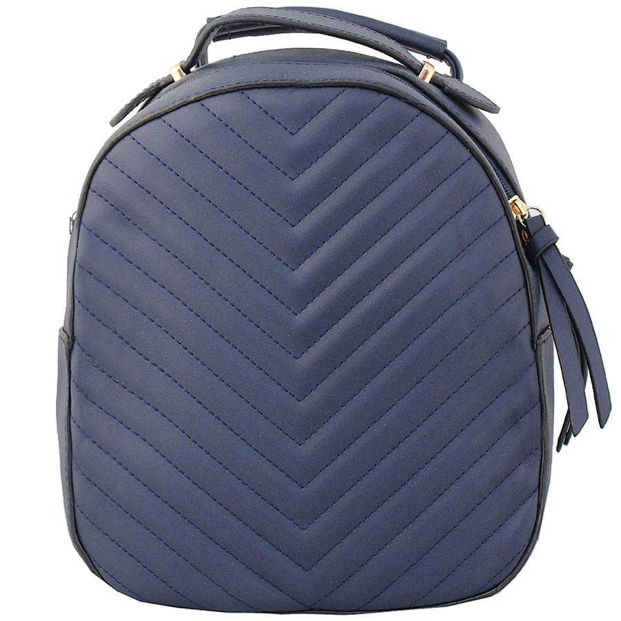 Σακίδια πλάτης με εξωτερικές ραφές Μπλε ⋆ EliteShoes.gr d2ad83a0965