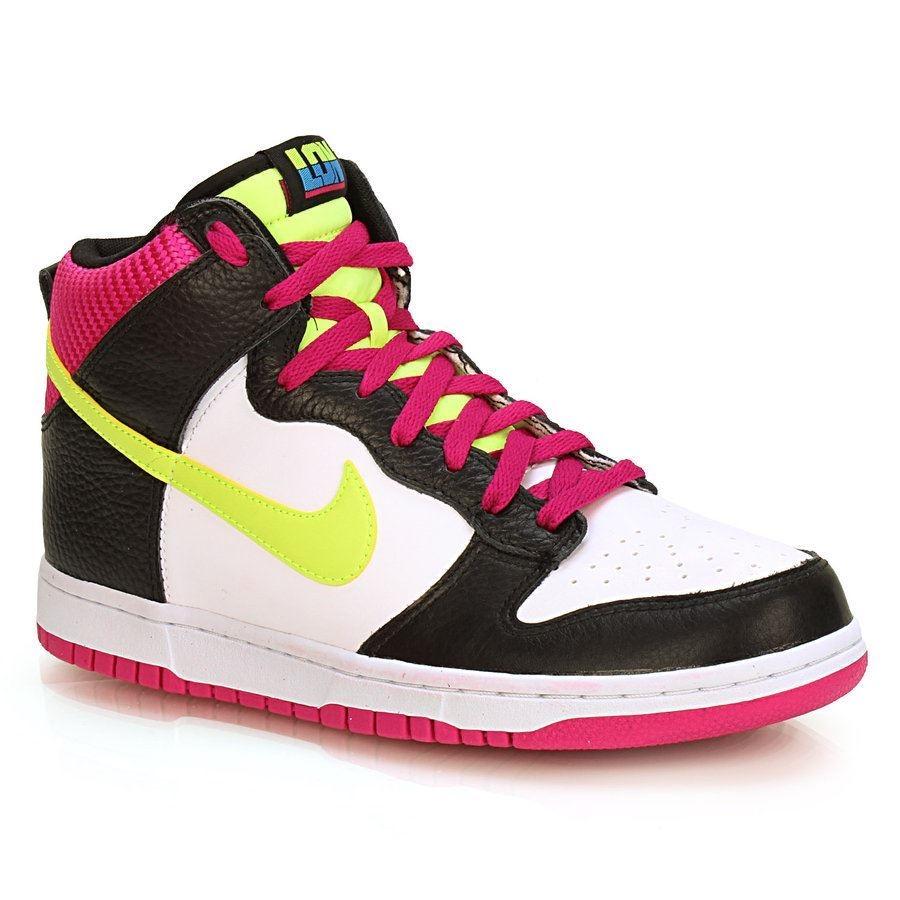 Ανδρικά sneakers Nike Dunk High Multi