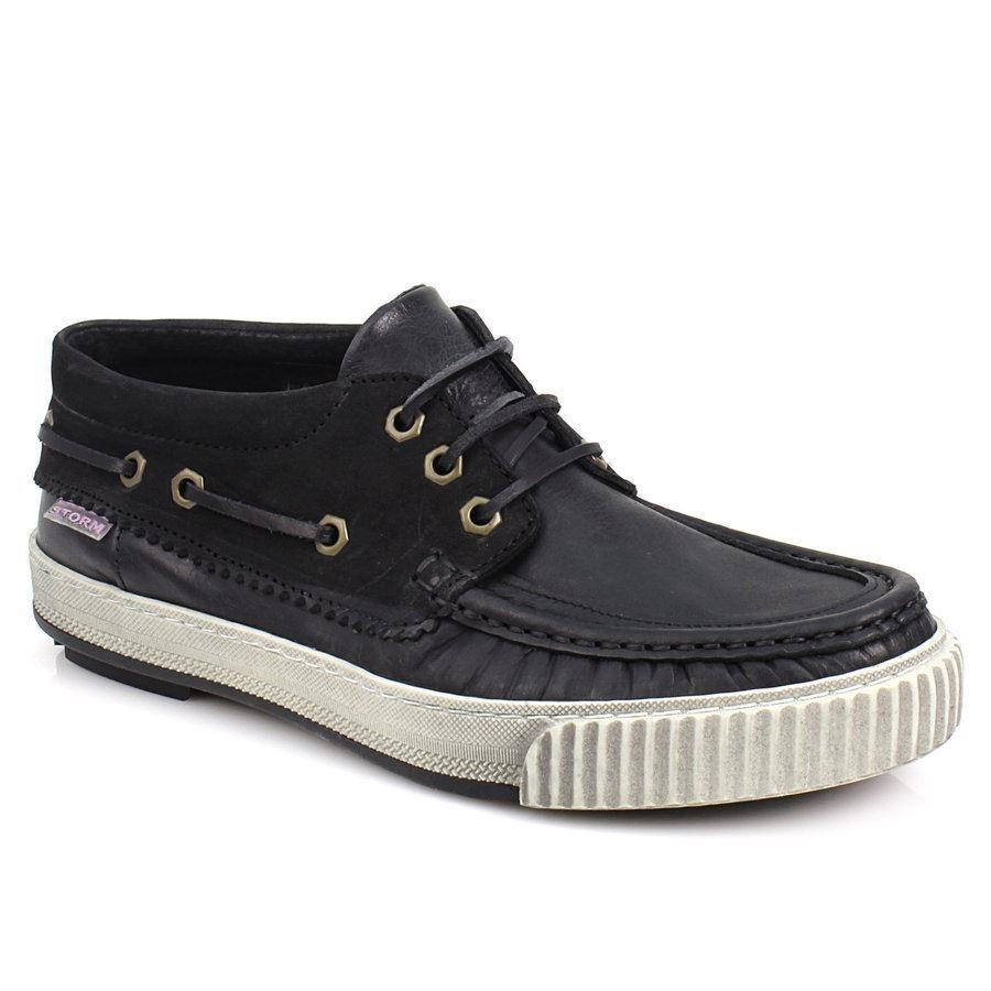 Ανδρικά loafer 5550 Μαύρο