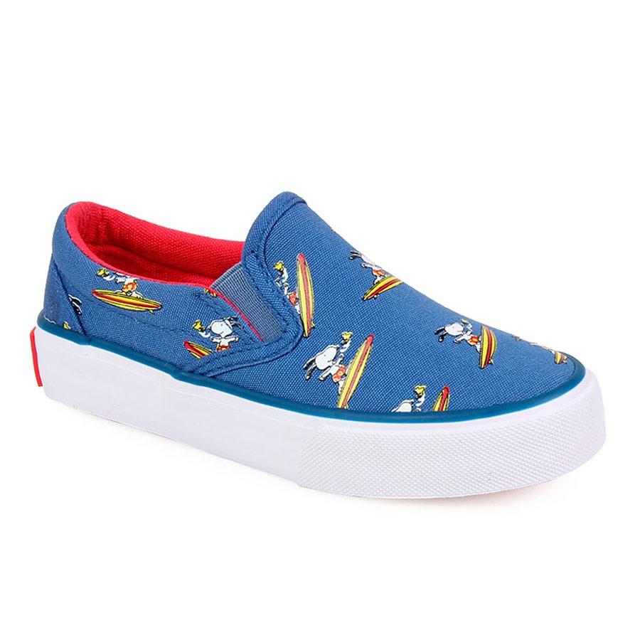 Παιδικά Casual με μοτίβο Snoopy Μπλε