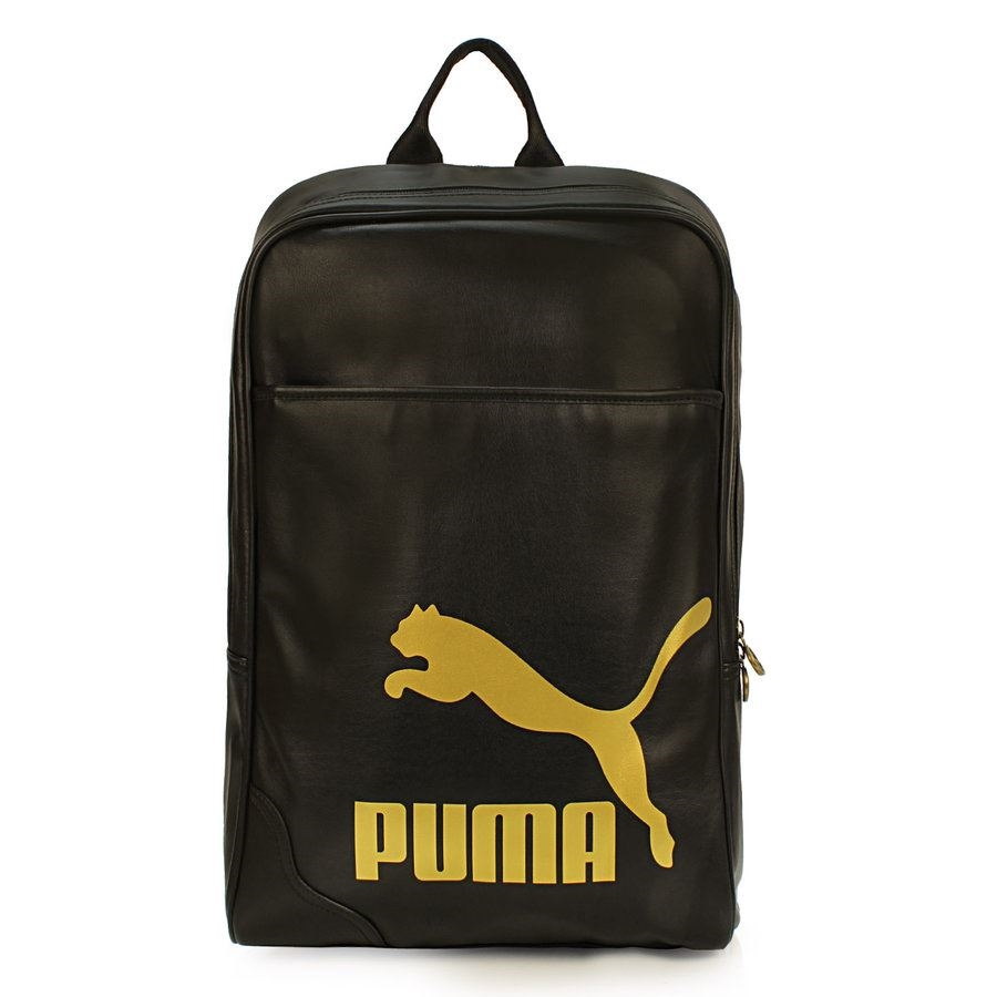 Puma Originals Backpacks 070734 01 Μαύρο