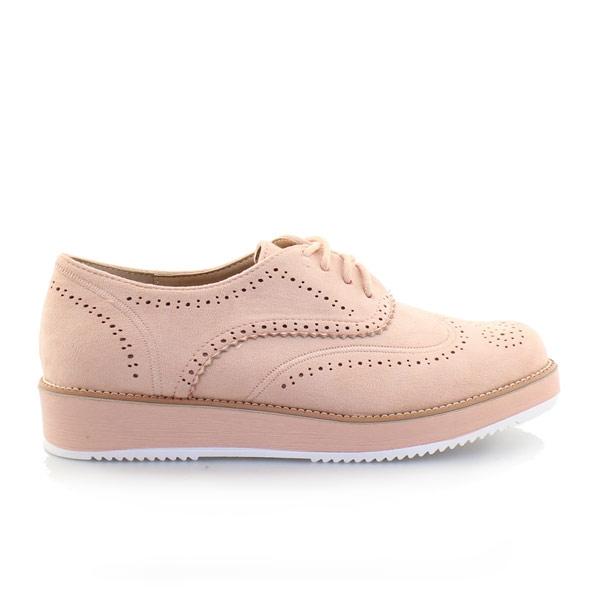 Γυναικεία loafers δίψιδα Ροζ