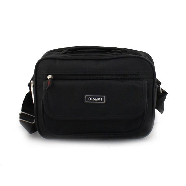 5abde23c76 Ανδρικές τσάντες ώμου με χειρολαβή Μαύρο