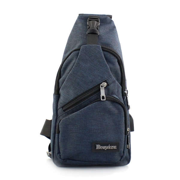 ebaeca54a3 Ανδρικές τσάντες ώμου με λογότυπο Μπλε