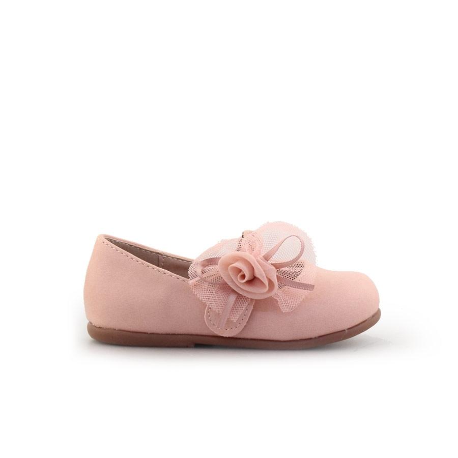 dcb5a0380e0 Παιδικά πέδιλα με μεταλλιζέ λεπτομέρειες Ασημί. 20.95 €Περισσότερα » ·  Inshoes Παιδικές μπαλαρίνες με διακοσμητικό Ροζ