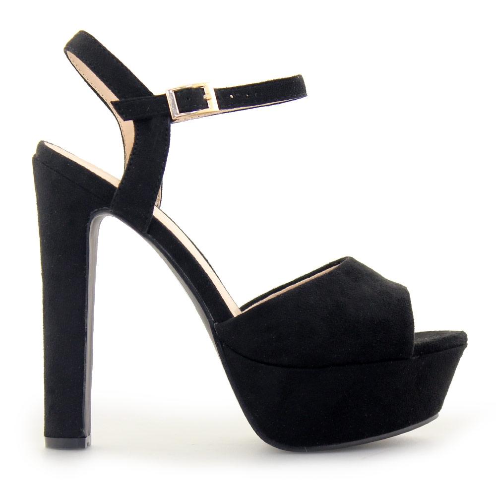 Γυναικεία πέδιλα με φιάπα Μαύρο γυναικα   παπούτσια   πεδιλα