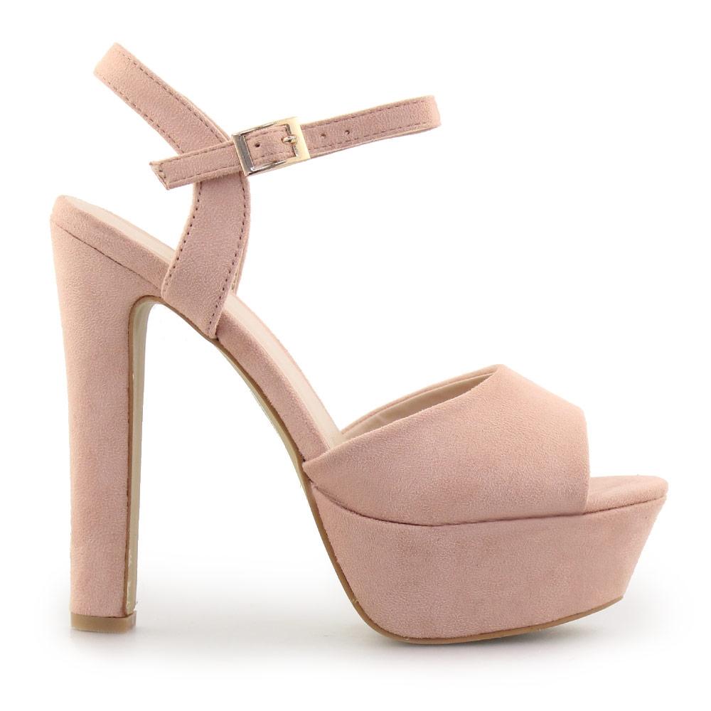 Γυναικεία πέδιλα με φιάπα Ροζ γυναικα   παπούτσια   πεδιλα
