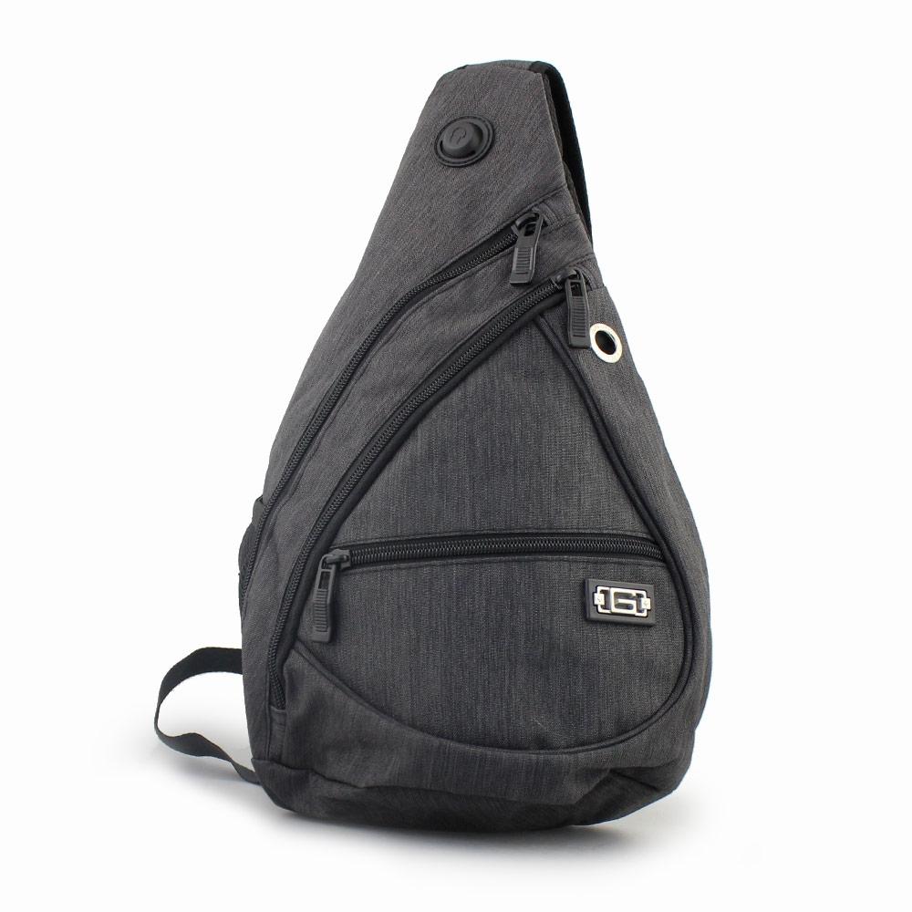 Ανδρικές τσάντες ώμου χιαστί Μαύρο