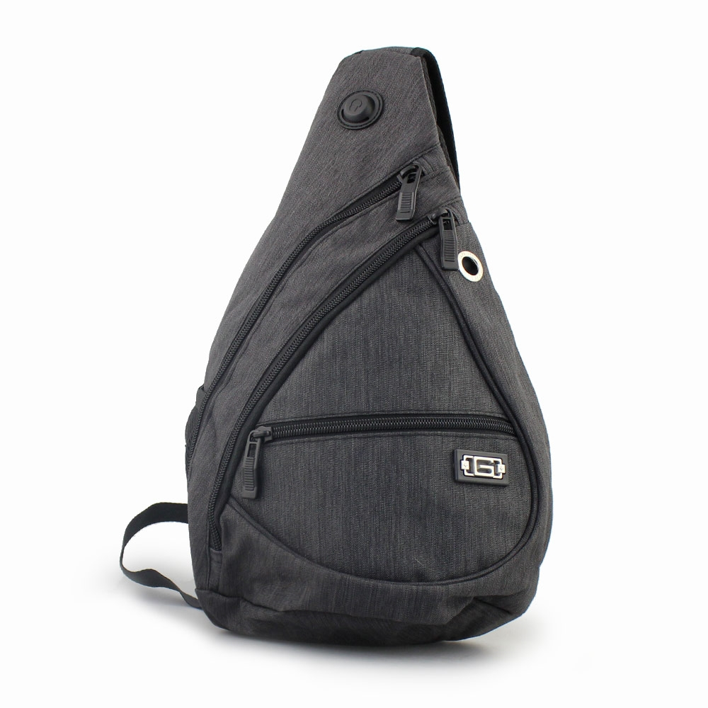 ff28b3e60d Ανδρικές τσάντες ώμου χιαστί Μαύρο