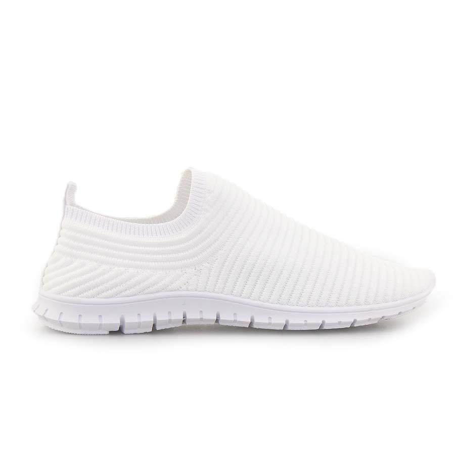 Γυναικεία sneakers ελαστικά Λευκό