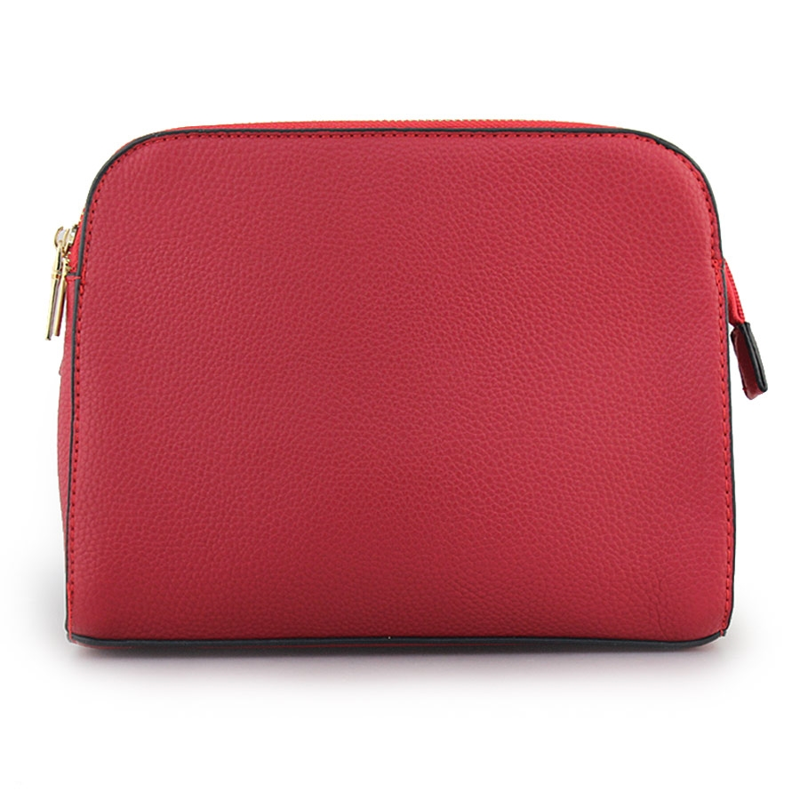 aeca770ba9 Inshoes Γυναικείες τσάντες ώμου σε απλή γραμμή Κόκκινο