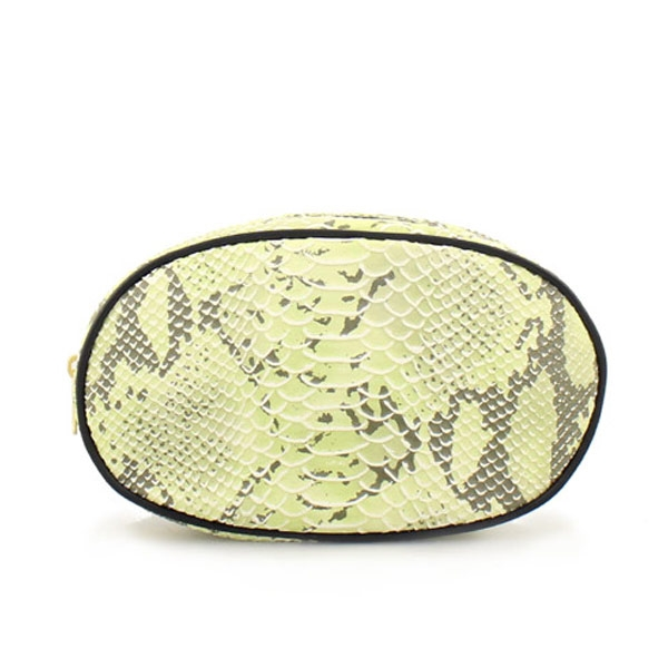 Γυναικείες τσάντες μέσης snake skin Πράσινο