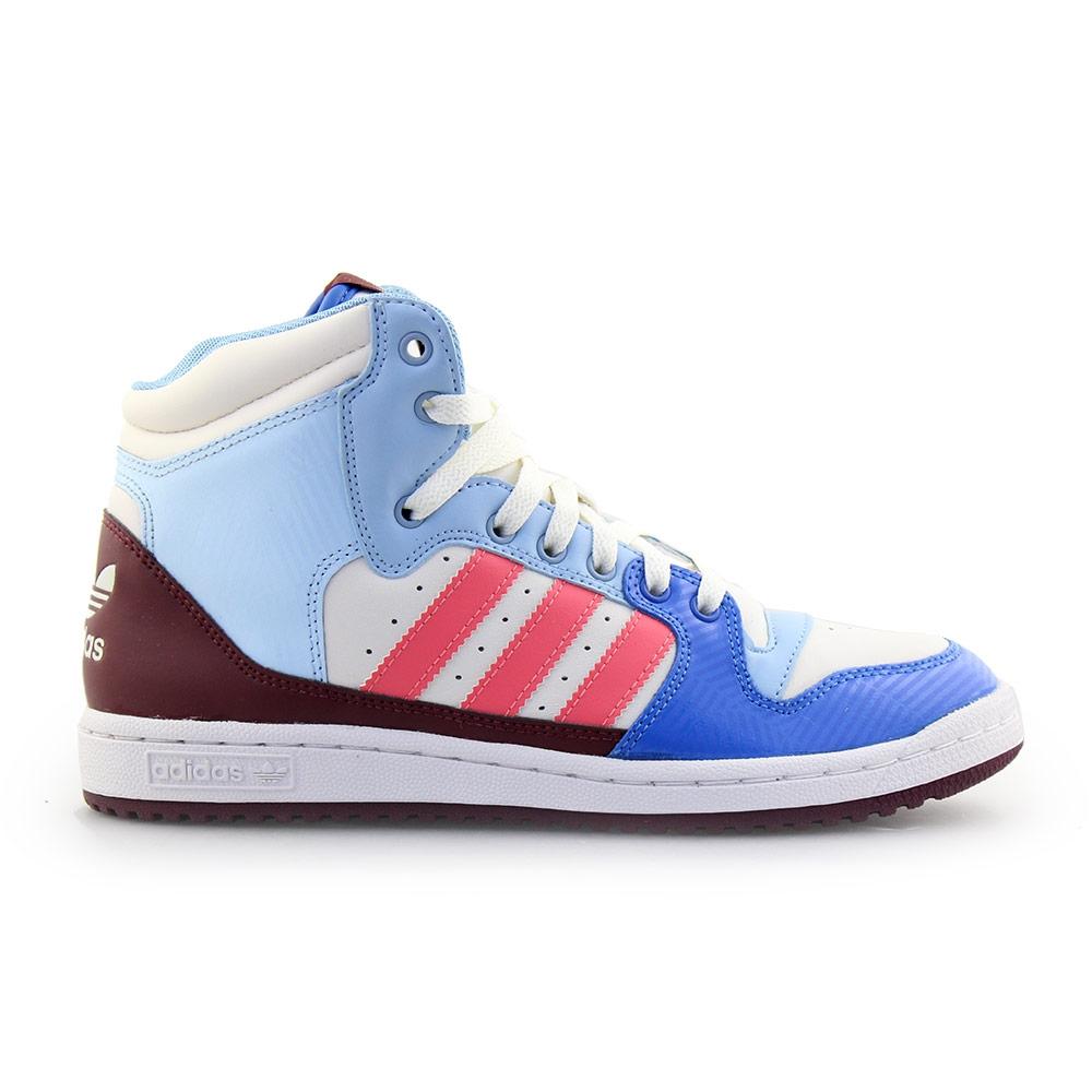 Γυναικεία sneakers Adidas Decade Σιέλ