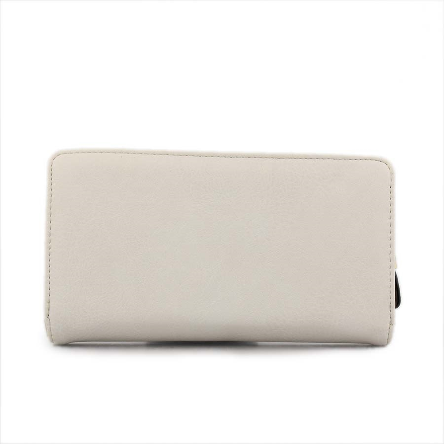 067d2aa33a Inshoes Γυναικεία πορτοφόλια με εξωτερική θήκη Μπεζ