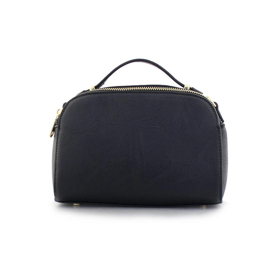 63e415f1dd Inshoes Γυναικείες τσάντες ώμου με χειρολαβή Μαύρο