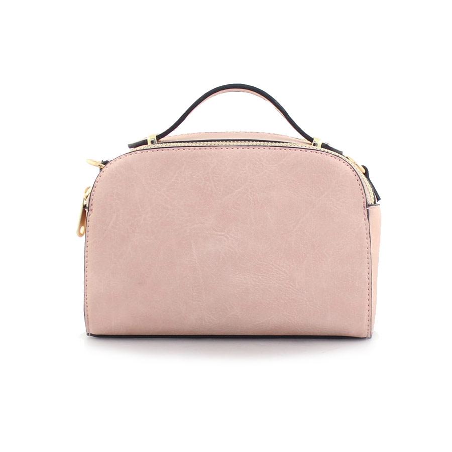 ab66645540 Inshoes Γυναικείες τσάντες ώμου με χειρολαβή Ροζ