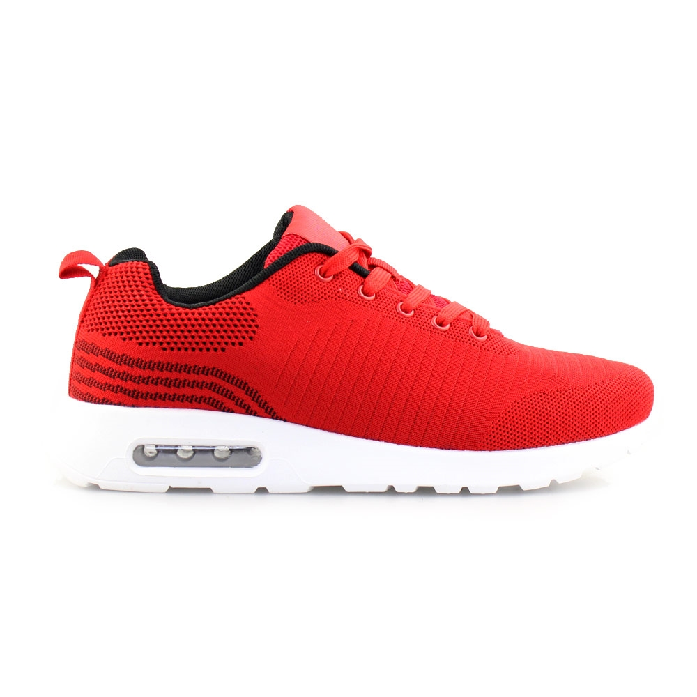 40826b2ac5f Inshoes Ανδρικά sneakers με αερόσολα Κόκκινο