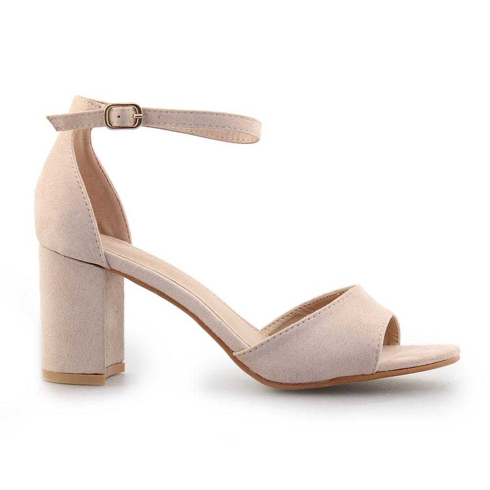 7a474e6eab2 Γυναικεία πέδιλα μονόχρωμα Nude 20735_90 - ΓΥΝΑΙΚΑ - Παπούτσια - ΠΕΔΙΛΑ