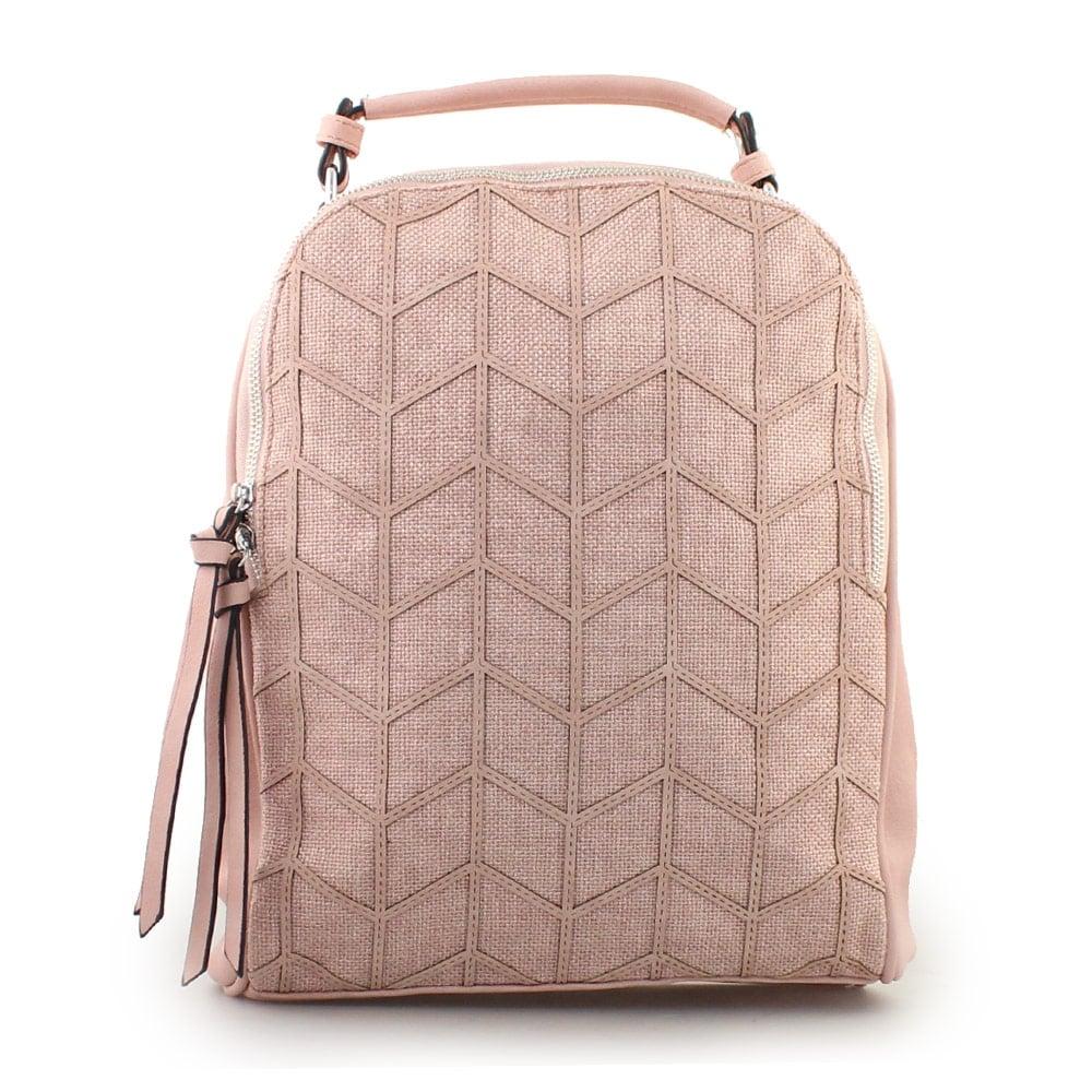 Γυναικεία σακίδια πλάτης με μοτίβο Ροζ