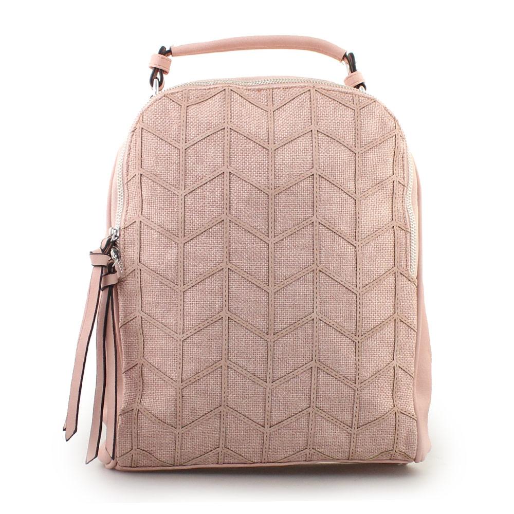 d4510acc869 Inshoes Γυναικεία σακίδια πλάτης με μοτίβο Ροζ