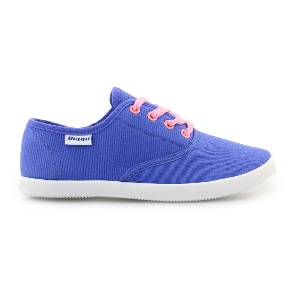Γυναικεία sneakers μονόχρωμα Μπλε