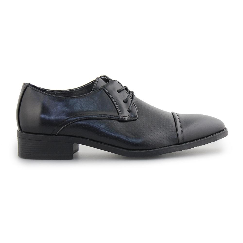 Ανδρικά loafers με σχέδιο Μαύρο
