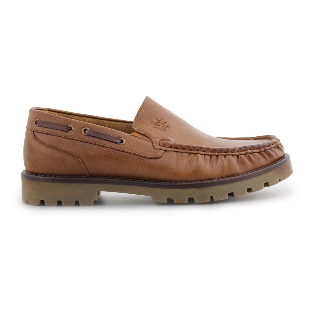 Ανδρικά loafers με τρακτερωτή σόλα Ταμπά