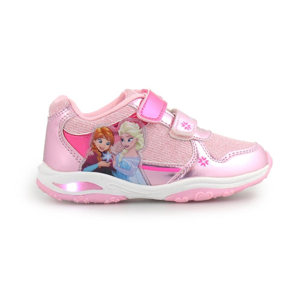 Παιδικά αθλητικά με πριγκίπισσες και φωτάκια Ροζ