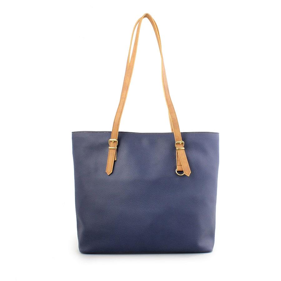 Γυναικείες τσάντες ώμου με λουράκια Μπλε