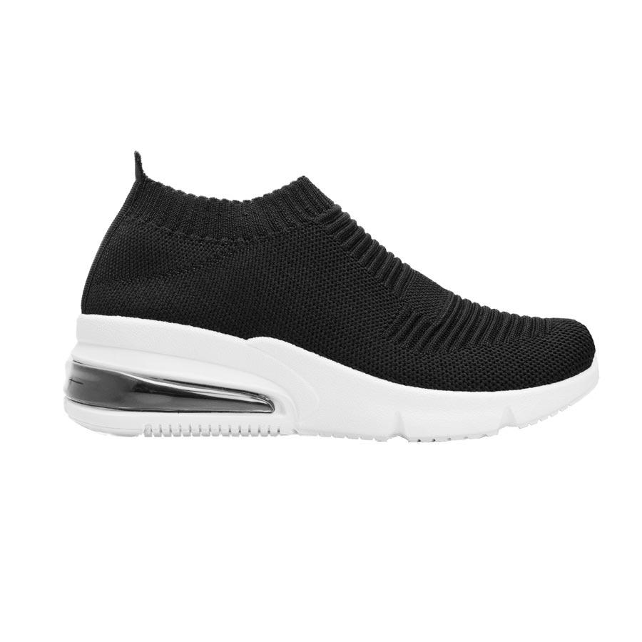 Γυναικεία sneakers ελαστικά Μαύρο