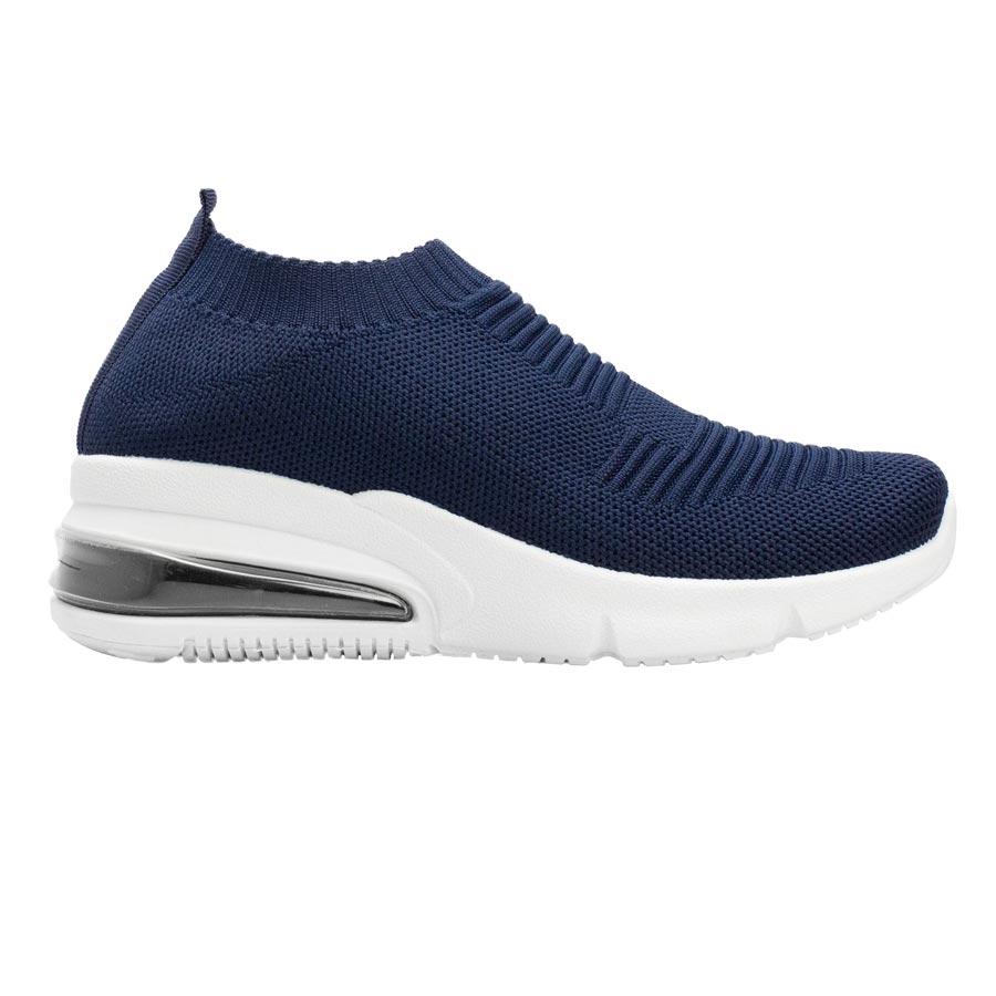 Γυναικεία sneakers ελαστικά Navy