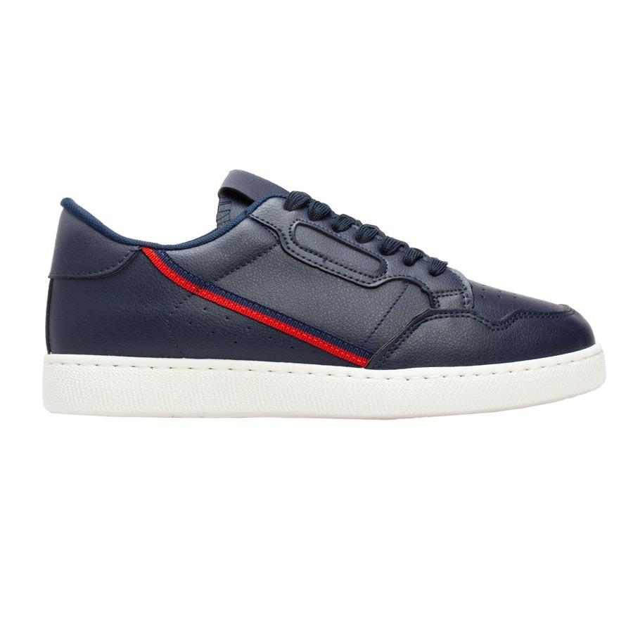 Ανδρικά sneakers μονόχρωμα Navy