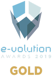 E-volution Awards GOLD