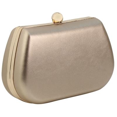 Φάκελοι clutch με σχέδιο αχιβάδα Χρυσό χρυσό