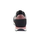 Εικόνα από Ανδρικά sneakers με διπλή λωρίδα στο πλάι Μαύρο