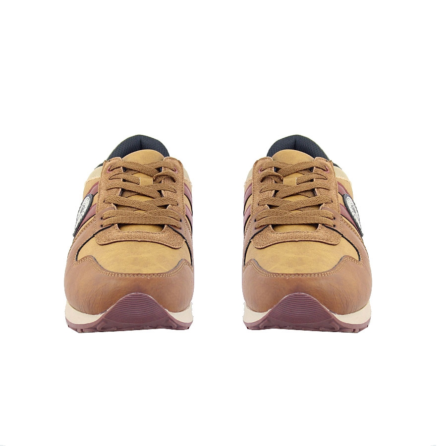 Εικόνα από Ανδρικά sneakers με διπλή λωρίδα στο πλάι Ταμπά