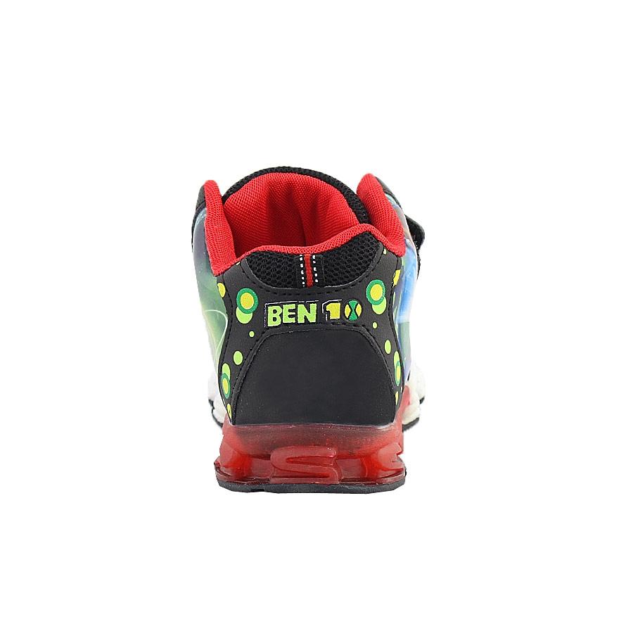 Εικόνα από Παιδικά αθλητικά με Ben 10 και φωτάκια Μαύρο
