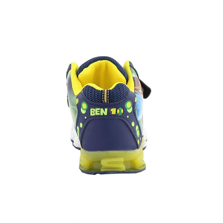 Εικόνα από Παιδικά αθλητικά Ben 10 με φωτάκια Μπλε