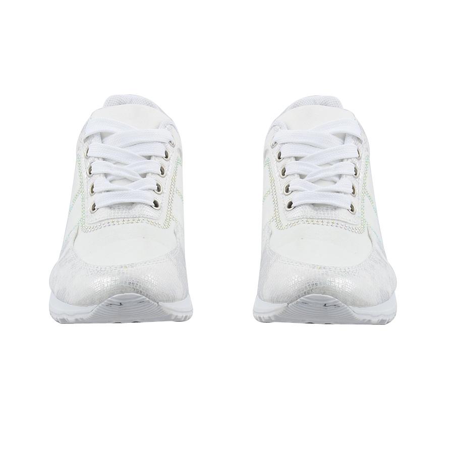 Εικόνα από Παιδικά αθλητικά με περιμετρικά strass Λευκό 43b1f1e711e