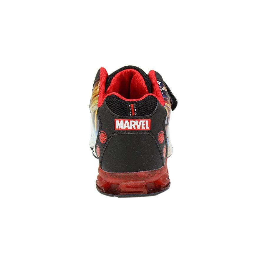 Εικόνα από Παιδικά αθλητικά Avengers με φωτάκια Μαύρο