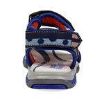 Εικόνα από Παιδικά πέδιλα με διπλά αυτοκόλλητα Μπλε