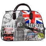 Εικόνα από Τσάντες ταξιδίου με print London Multi