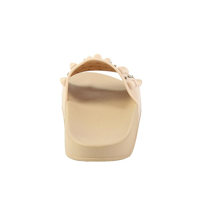 Εικόνα από Γυναικεία σανδάλια με ελαστικά stubs Μπεζ