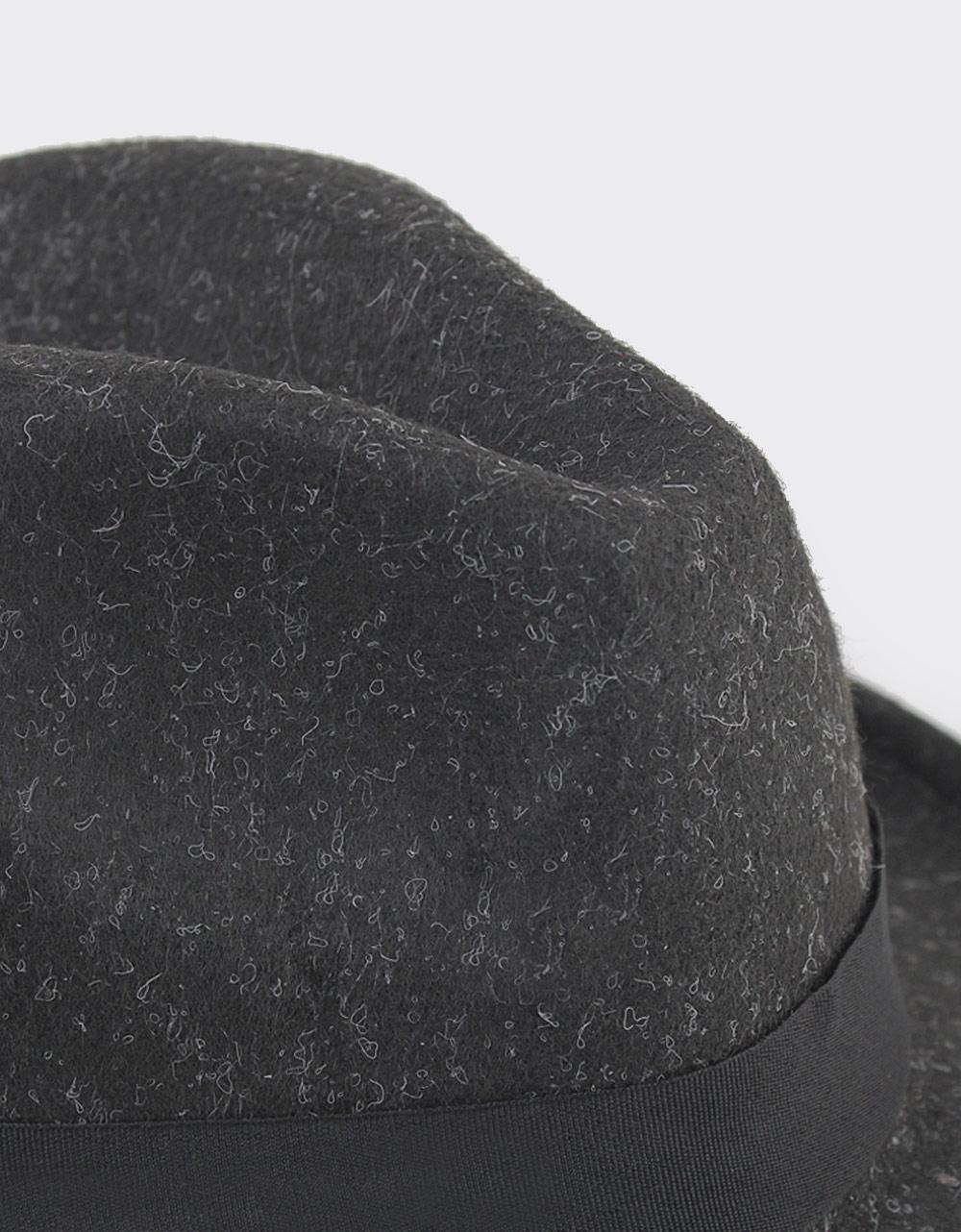 Εικόνα από Καπέλα τύπου καβουράκι Μαύρο