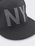 Εικόνα από Γυναικεια καπέλα με τύπωμα Μαύρο