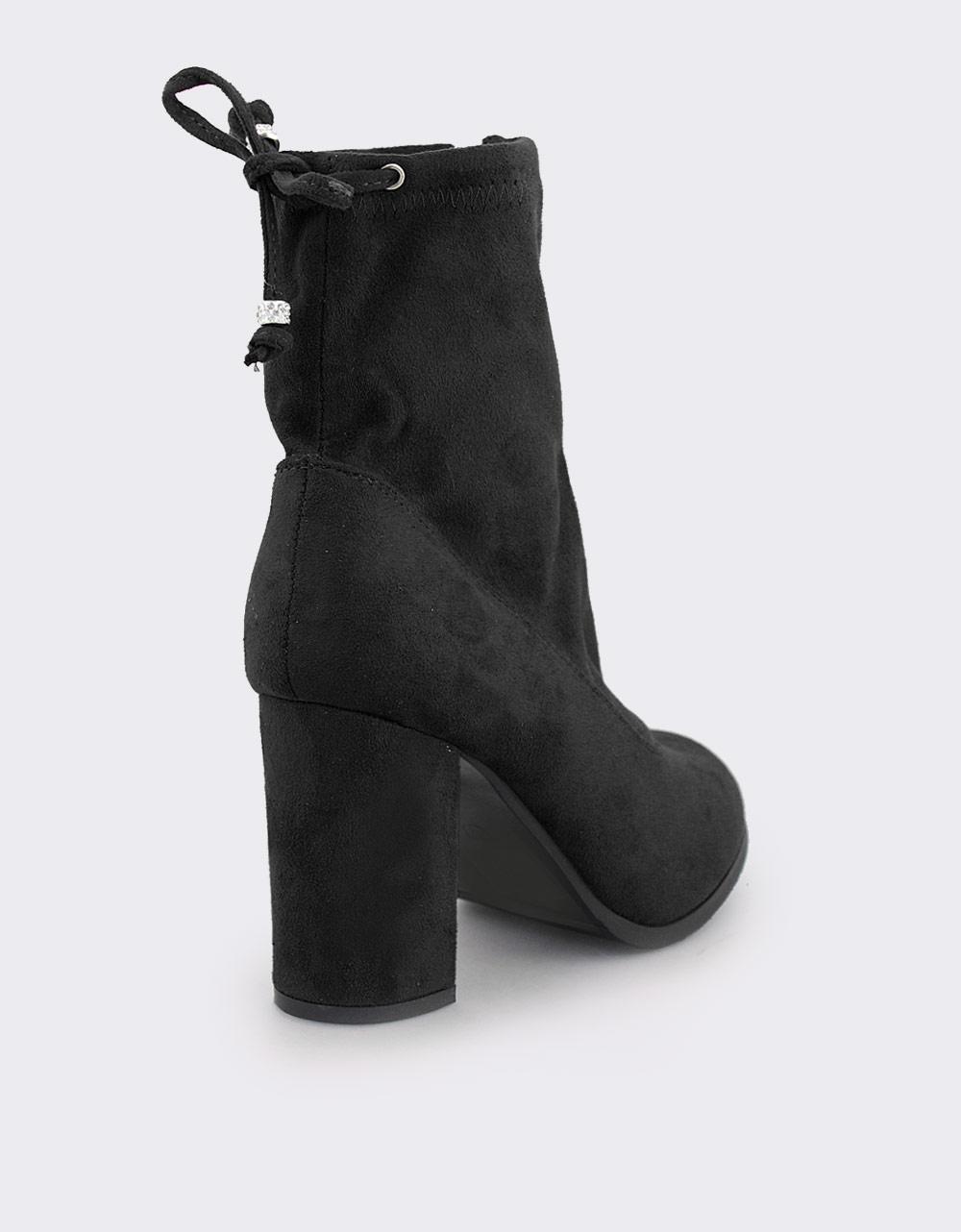 9142c5a313a4 Inshoes.gr. Γυναικεία μποτάκια με φερμουάρ | Inshoes.gr Μαύρο