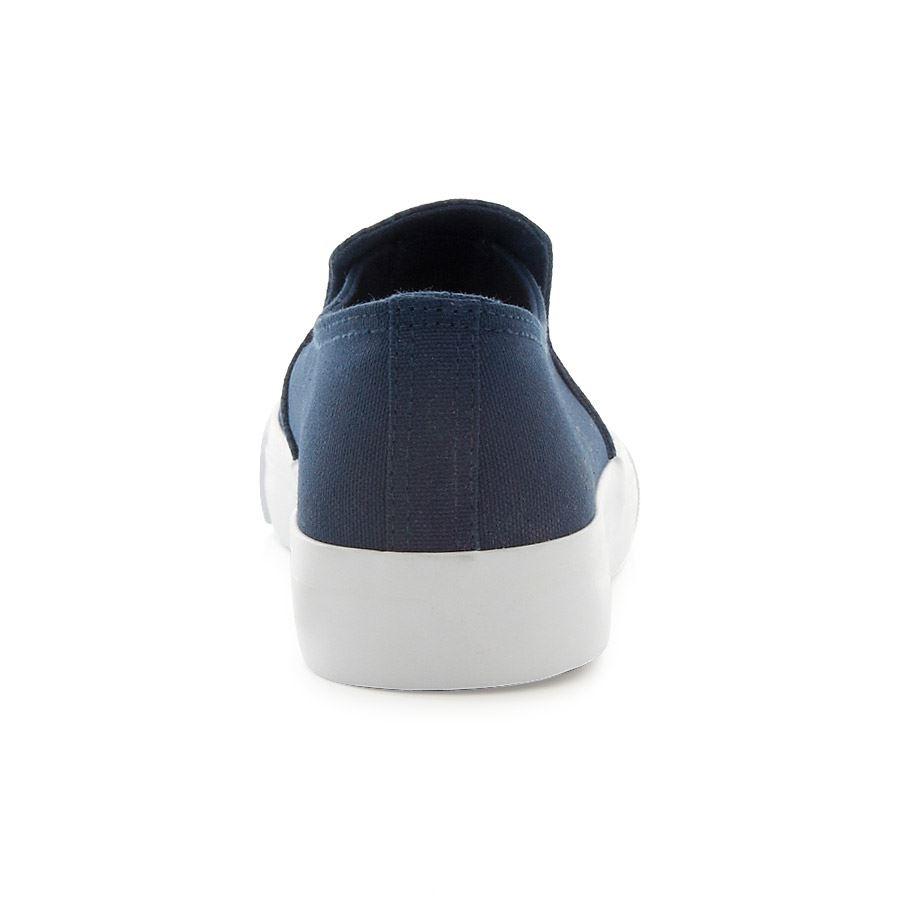 Εικόνα από Ανδρικά sneakers με σχέδια Μπλε