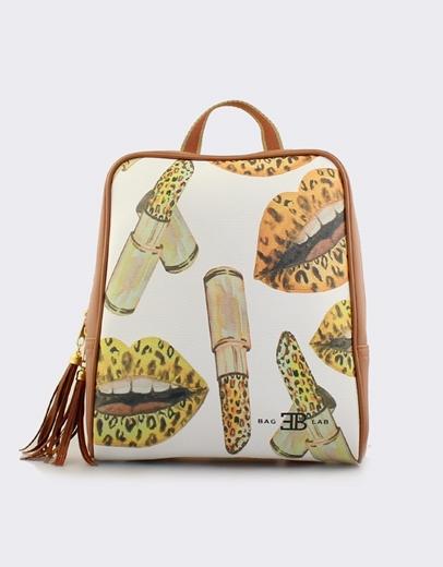 Εικόνα της Γυναικεία σακίδια πλάτης με animal print σχέδια Ταμπά 9a3371d5dfe
