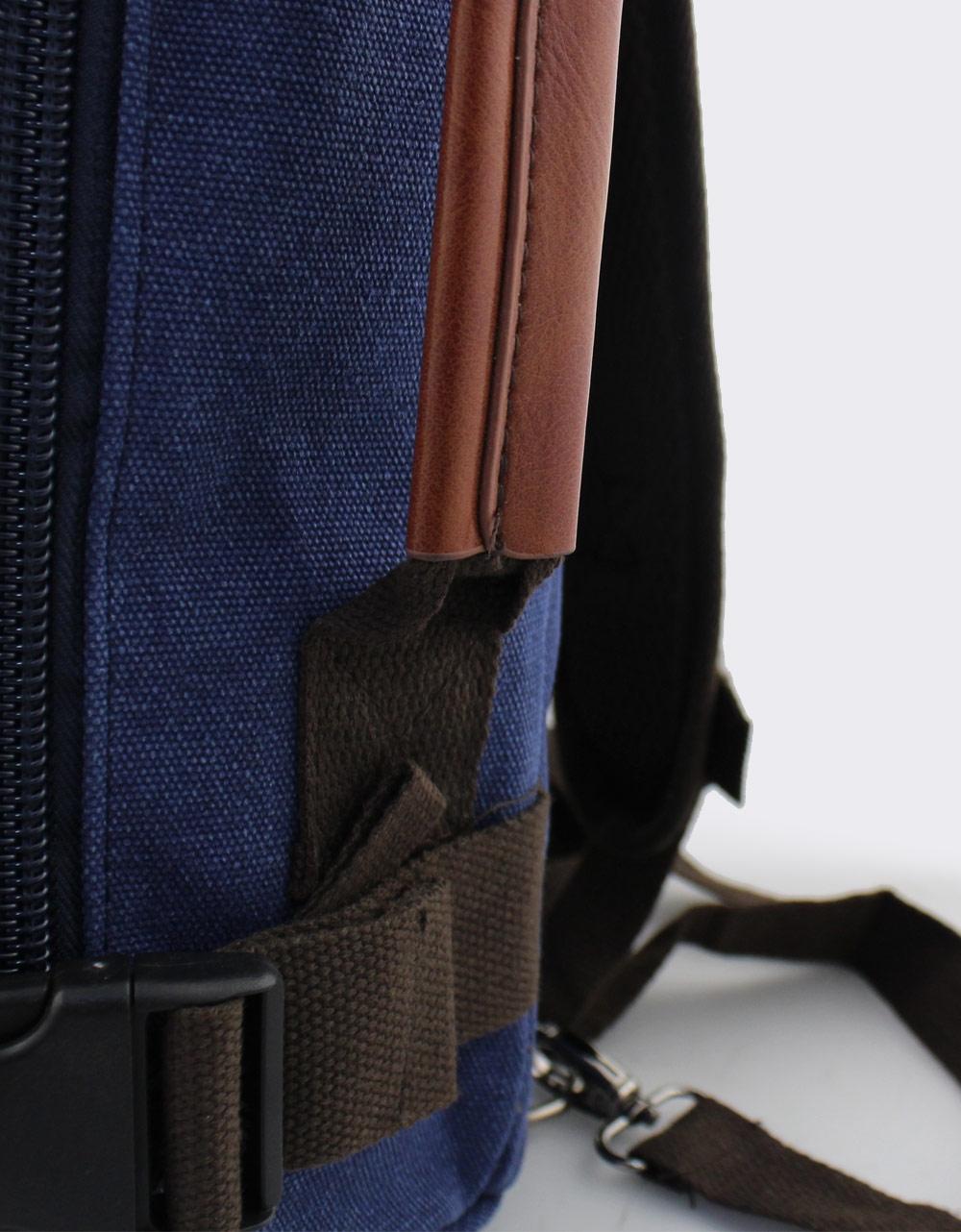 Εικόνα από Ανδρικά σακίδια πλάτης ταξιδίου Μπλε